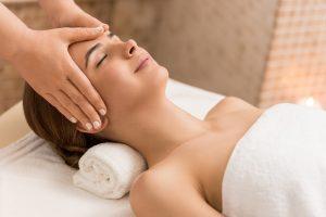 massage table at Sol Impressions in Breckenridge, Colorado